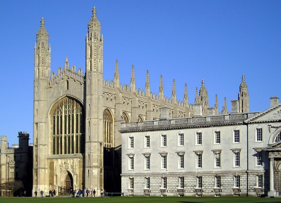 A Festival of Nine Lessons and Carols from King\'s College Chapel ...