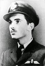 Pilot Officer John G. Magee Jr. (U.S. Air Force photo)