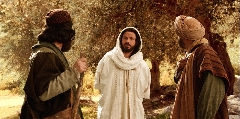 Christ on the road to Emmaus. Copyright IRI, Inc. Courtesy Gospel Media, https://www.churchofjesuschrist.org/media